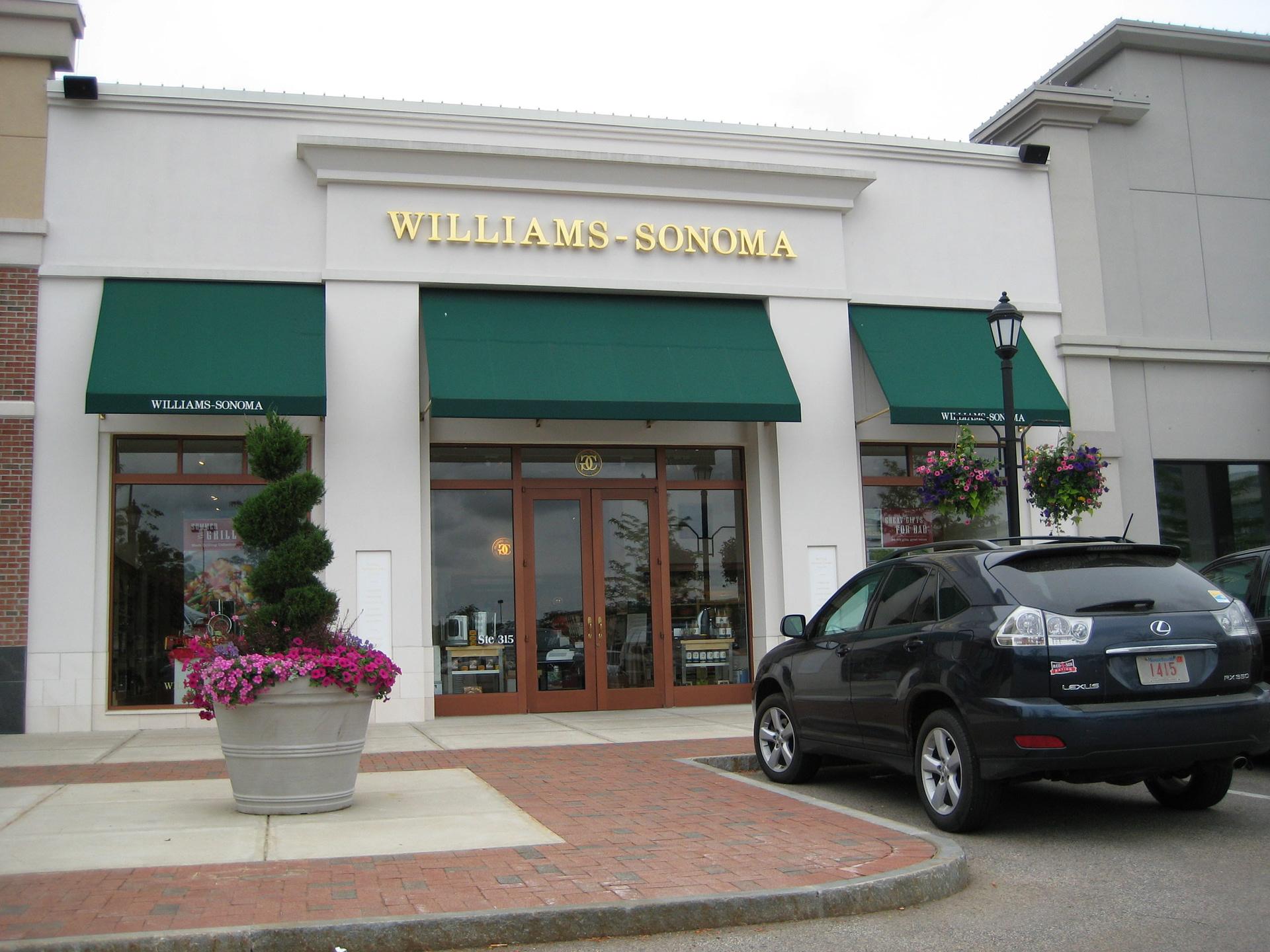 Williams Sonoma Derby Street